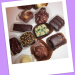 Selection of Rumsey's Chocolate