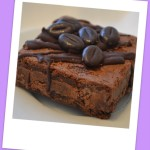 Tasty gift-boxed brownies