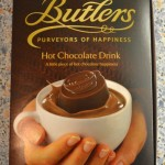 Butlers hot choc