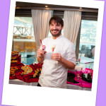Eric Lanlard's signature afternoon tea