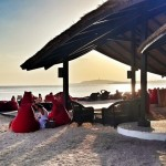 bungalows, travel, backpackers, sunset, sunrise, beach, Mowies, Mowies On The Beach, Gili Air, Gili Island, Indonesia, Gili Air Hotel,