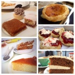 Eat'n'Mess, London, capirotada, pastéis de nata, Portugese Tart, Petworth, The Hungry Guest, cream tea, The Old House at Home, The Old House at Home chidham, Chidham, West Sussex, Las Iguanas, Salt Cafe, Wicor Marine, Portchester, Portchester cafe, carrot cake, Manna, Manna Tearooms, Old Portsmouth, Old Portsmouth cafe, Caracoli, alresford, biscotti,